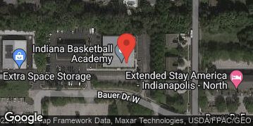 Locations for Late Fall 2020 Thursday Recreational Basketball League
