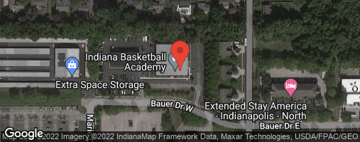 Locations for Fall 2020 Sunday Recreational Basketball League