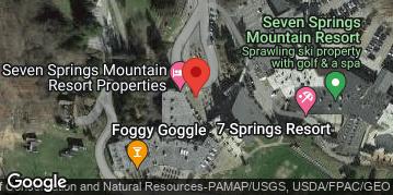 Locations for PSL Seven Springs Ski Trip