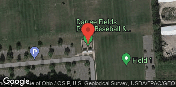 Locations for Fall 2020 Thursday Softball - Men's @ Dublin