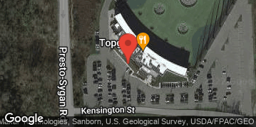 Locations for Topgolf Party