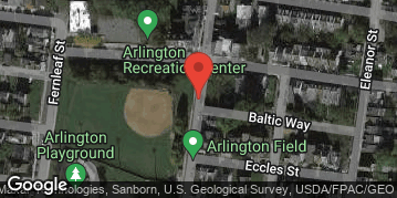 Locations for Fall 19 Saturday Kickball League @ Arlington Field