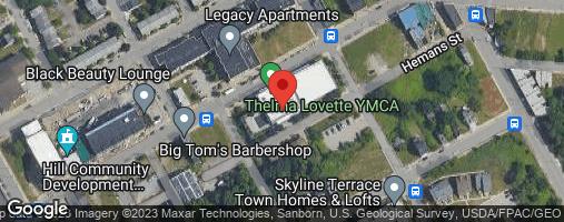 Locations for Spring '20 Basketball 3v3 - Mondays @ Thelma Lovette (Men's & Women's)