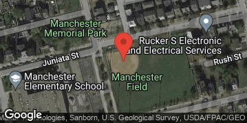 Locations for [Canceled] Summer '19 Kickball - Wednesdays @ Manchester