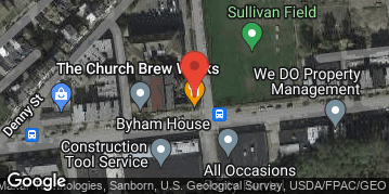 Locations for Spring '19 Kickball - Thursdays @ Sullivan