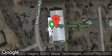 Locations for 7v7 Co-ed Indoor Soccer - Sunday PM - Bridgewater