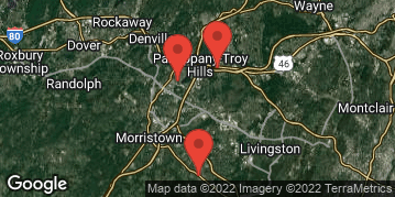 Locations for Co-ed Sunday Softball - Morristown Area - PLAYER STATS RECORDED!!