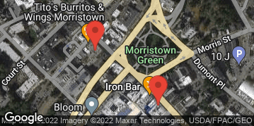 Locations for Cornhole- Tuesday (Winter 19)