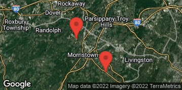 Locations for Men's Flag Football - Morristown - Sunday - Player Stats + Weekly MVP's