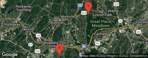 Locations for Summer 2020 - 10v10 Co-Ed Softball - Intermediate - Morristown Area - Sunday Afternoon