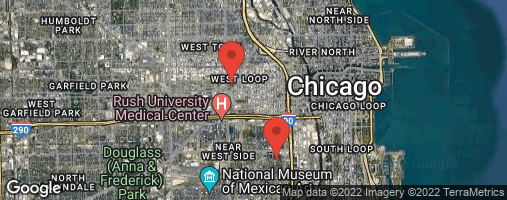"Locations for Summer 2020 Wednesday Men's 16"" BB @ UIC's Flames Field"