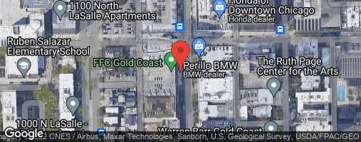 Locations for Fall 2020 Sunday Men's 5v5 C @ FFC - Gold Coast
