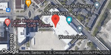 Locations for Winter 2020 Sunday 4v4 Bowling @ King's Bowl NewCity in Lincoln Park