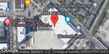 Locations for Winter 2020 Thursday 4v4 Bowling @ King's Bowl NewCity in Lincoln Park