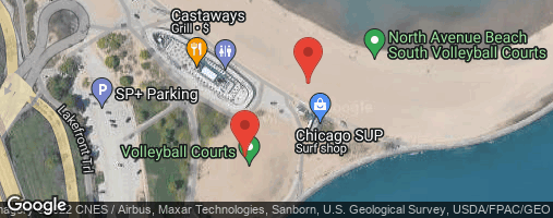 Locations for 2020 Big Dig Volleyball Tournament & North Avenue Beach Party *CANCELLED*
