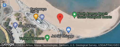Locations for 2020 Big Dig Cornhole Tournament & North Avenue Beach Party *CANCELLED*