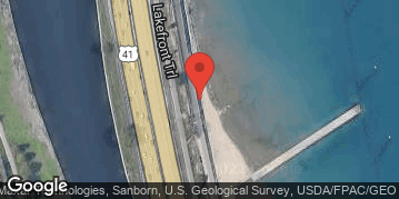 Locations for Summer 2019 Wednesday Coed 4's (Rec or B) @ North Avenue Beach