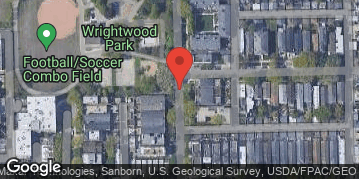 Locations for Spring 2019 Monday Coed 10v10 Rec @ Wrightwood Park