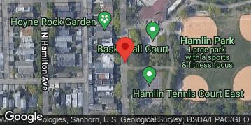 Locations for Dodgeball Tuesday Night's - Coed Rec Winter Season