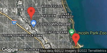 """Locations for Summer 2019 Monday Coed 12"""" Rec @ North Avenue Fields in Lincoln Park"""