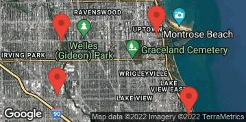 Locations for BIG DIG LITE Grass Volleyball Tournament in Chicago - Saturday 8/8/20