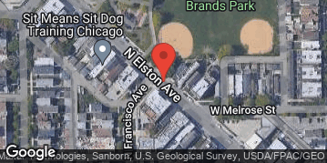 Locations for *NEW!* Summer 2020 Wednesday Women's 3's (A or B) Grass Volleyball @ Brands Park