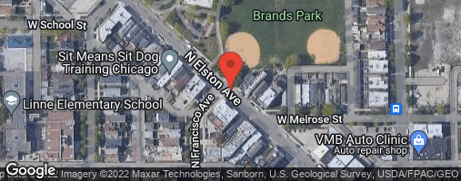 Locations for *NEW!* Fall 2020 Thursday Women's 3's (A or BB) Grass Volleyball @ Brands Park