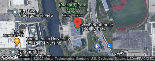 Locations for Fall 2020 Thursday Men's 7v7 (Rec or B) @ Clark Park Turf Field (Addison & Rockwell)