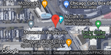Locations for Cornhole Bowl XIII - Saturday 1/25/20 @ Cubby Bear in Wrigleyville