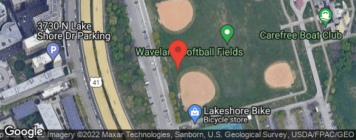 "Locations for Fall 2020 Saturday Men's 12"" B @ Waveland Fields"