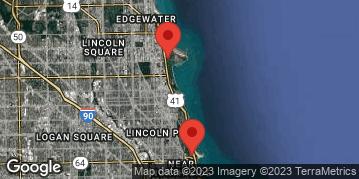 Locations for 2019 Chicago Kickball Championships