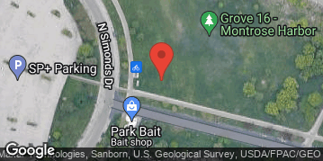 Locations for 2021 Luau Warm Up Grass Volleyball Tournament in Chicago