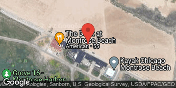 Locations for *BIG DISCOUNT!* Summer 2021 Thursday Coed 2's B @ Montrose Beach