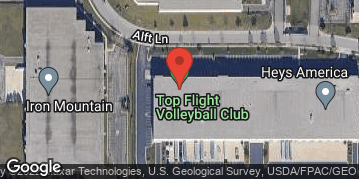Locations for 2018 Holiday Indoor Luau Volleyball Tournament - Men's & Women's 6's - Saturday 12/1/18 (8AM start)