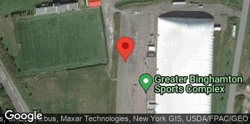Locations for 2019 Binghamton Kickball Tournament @ GBSC
