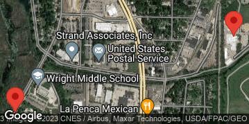 Locations for Summer Saturday Softball