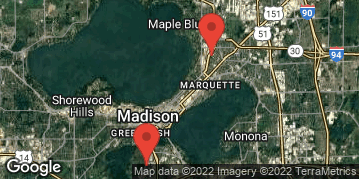 Locations for Summer Thursday Kickball