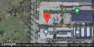 Locations for Fall Sunday Broomball