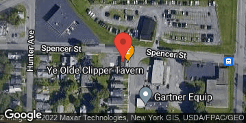 Locations for 2021 Thursday Night Cornhole @ Ye Olde Clipper Tavern