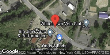 Locations for 2019 Spring Monday - Vets Club