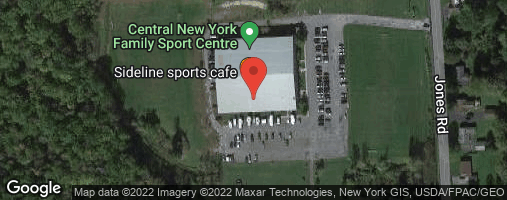 Locations for 2020/21 Indoor COED Kickball @ CNY Family Sports Centre