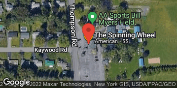 Locations for 2018 Fall Sunday Morning COED  - USA (Blue Shirts) officials - The Spinning Wheel