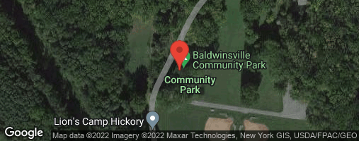 Locations for 2020 Sunday Double header MENS Softball @ Bville Comm Park