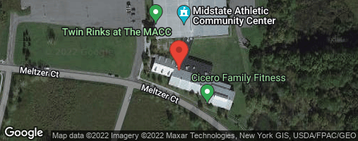 Locations for 2020 Sunday AM @ Cicero Family Fitness