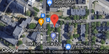 Locations for West Bank Bocce 2021 Tuesday