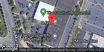 Locations for Fall Co-ed Volleyball at Beaverton Courts Tuesdays