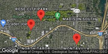 Locations for Red Rubber Showdown 7 - Kickball Tournament