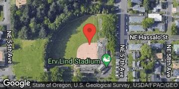 Locations for Fall Open Softball at Normandale Park Stadium Wednesdays (No Gender Rules)
