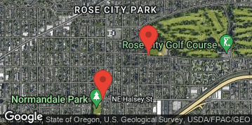 Locations for Red Rubber Showdown 12 - Kickball Tournament