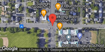 Locations for Oregon Kickball Club 2012